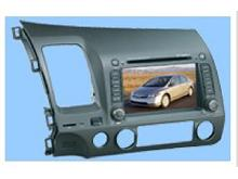 HONDA CIVIC  CAR DVD WITH GPS AND BLUETOOTH