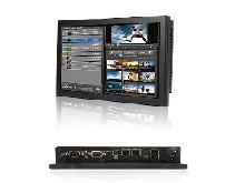 "Fanless 8.9"" WSVGA TFT Multifunctional Touch Panel PC(PPC-080)"