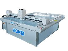 sample maker cutter plotter cut crease pop display advertising flatbed cutting table machine part li