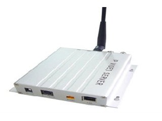 MPEG-4 network video ip server
