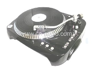 Professional dj controller turntables with USB and SD TT-402