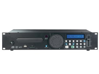 Professional Single CD Player with Remote Control CMP-980RUSB
