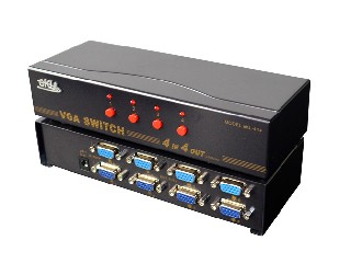 VGA Switch 4 in 4 out (ekl-414)