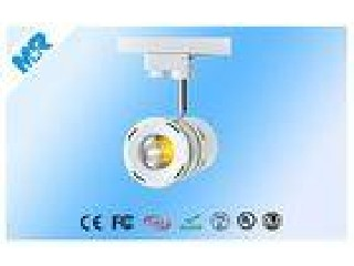 Commercial Track Lighting LED / COB LED Track Light 30w Adjustable For Jewelry Shop