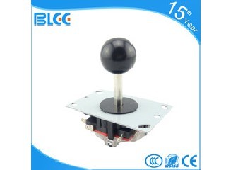 Arcade joystick With Microswitch & Crystall Ball Top-Arcade Machine Parts-Game Machine Accessory  Bl