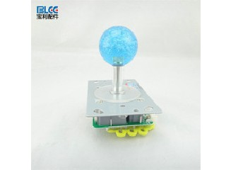 illuminated game joystick Made in China arcade machine illuminated joystick BJ643