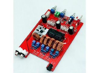 High End TPA3116 Bluetooth Amplifier Board 2*50W+100W