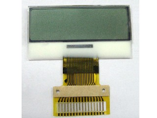 Graphic  LCD  Module  96*26Dots  FSTN, positive and transflective