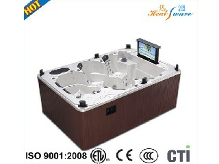 Newest design hot tub&spa Europe style