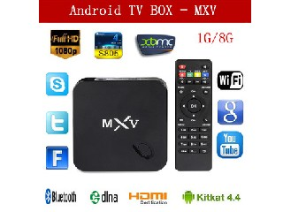 Vensmile MXV S805 Android TV BOX Quad Core 1G/8G Cortex 1.5GHZ Android 4.4 Xbmc WIFI Bluetooth H.265