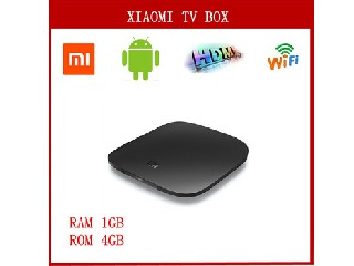 Original XIAOMI TV BOX 3 Quad Core 4K*2K play 2.4Ghz/5Ghz Wifi Smart android TV BOX Media player