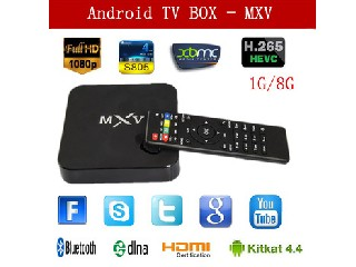 Vensmile New Amlogic S805 TV Quad-Core Cortex-A5 Mali-450 XBMC Quad-Core Android 4.4 Android TV Box
