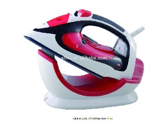 cordless steam iron new design GS CE ROHS automatic shut off