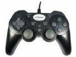 3 In 1 Dualshock ABS Vibration Playstation Controllers PC / PS2 / PS3 Gamepad