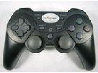 Gamemon Directinput / Xinput 2.4G Wireless Playstation 3 Controller Dual Analog Gamepad