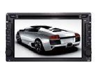 2 Din Touch Screen Universal Car DVD Multimedia System 6.2 inch