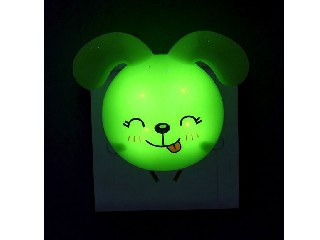 Rabbit Plug-in Night Light for Kids Decorative Wall Night Light