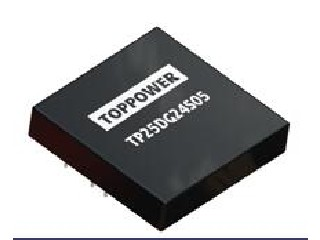 25W Wide Voltage Input DC/DC Converters