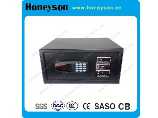 High Security Electronic Safe Box with Keys E-2042N