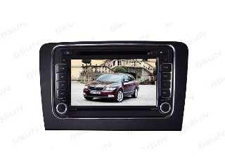 Car DVD Player with GPS SKODA  SUPERB  (TS7363)