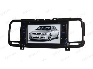 Car DVD Player with GPS BRILLIANCE  NEW WAGON  (TS7257)