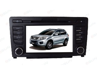 Car DVD Player with GPS GREAT WALL  H6  (TS7369)