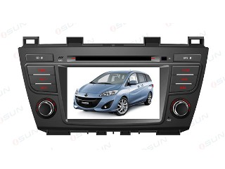 Car DVD Player with GPS MAZDA  NEW MAZDA 5  (TS7259)