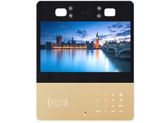 Cloud Video Intercom for Multiple Apartments with 13.3inch 1080P Display and Face Recognition Access