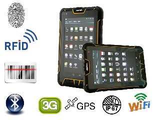 ST907V4.0 Android 5.1 Rugged Tablet PC with barcode scanner and HF RFID/LF RFID/UHF RFID