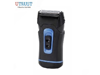 Waterproof Design 2 AA Batteries Operated Two Reciprocating Blades Shaver  RSCW-S1